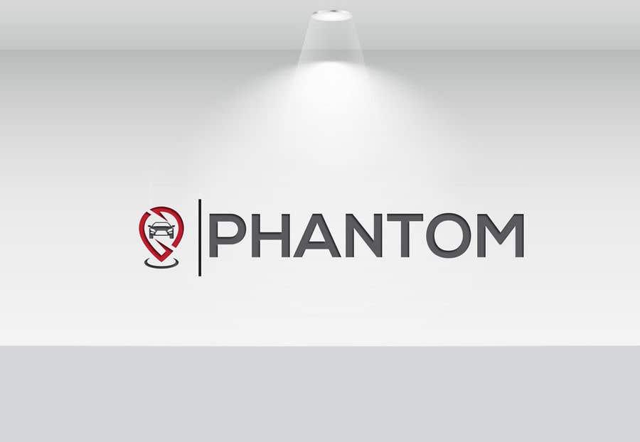 """Inscrição nº 249 do Concurso para I need to develop brand logo for the GPS tracking system """"Phantom"""""""