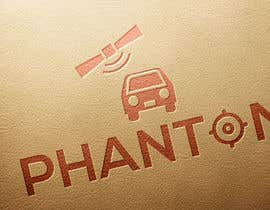 "#274 untuk I need to develop brand logo for the GPS tracking system ""Phantom"" oleh salauddinbiplob"