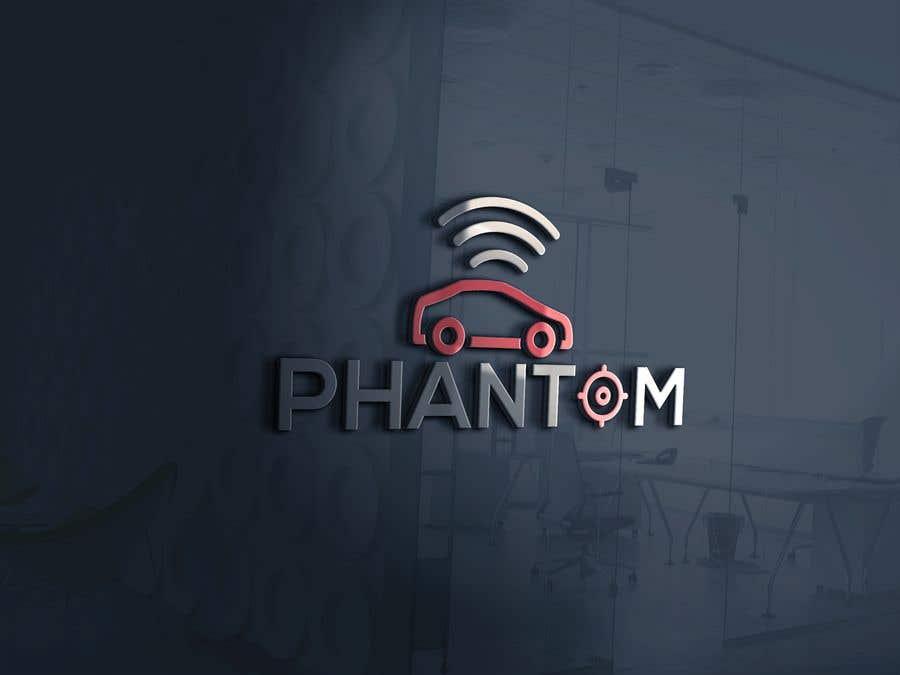 """Inscrição nº 283 do Concurso para I need to develop brand logo for the GPS tracking system """"Phantom"""""""