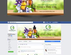 #29 for Facebook Cover Image for Essential Oil Facebook Community af talk2anilava