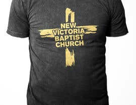 #54 for Simple Church T-Shirt Design by Exer1976