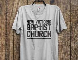 #62 for Simple Church T-Shirt Design by mahabub14