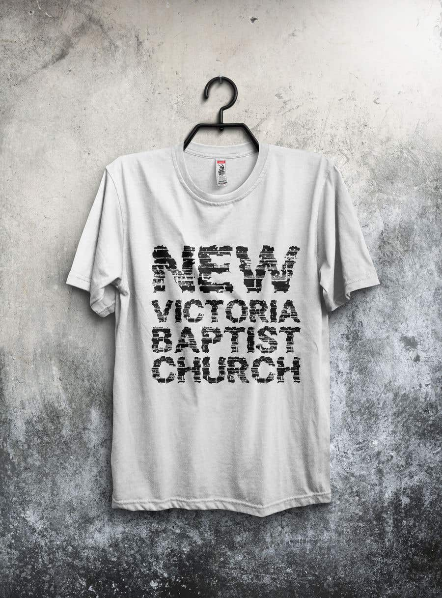 Contest Entry #49 for Simple Church T-Shirt Design