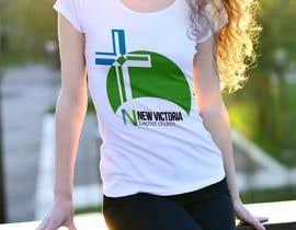 #7 for Simple Church T-Shirt Design by armanimktdigital