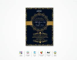 #67 for Invitation Cards by firewardesigns