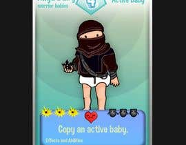 #11 для Create a card layout design for card game от fedoratheexplode