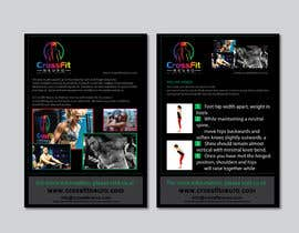#95 for 2 sided flyer by coc3dart