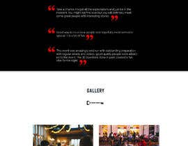 #16 für Website design HOME page   MOCK von milanakdesign