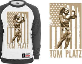 nº 71 pour Create 4 Designs for Clothing that is Bodybuilding/Fitness/Sport-related. (CONTEST FOR SELECTION: Contest Winner will be awarded a much larger project) par erwinubaldo87