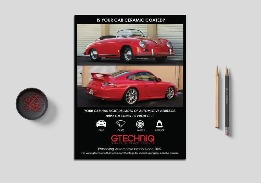 Kilpailutyö #4 kilpailussa Create Automotive Ad