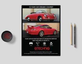 Nro 4 kilpailuun Create Automotive Ad käyttäjältä noorulaminnoor