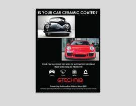 Nro 13 kilpailuun Create Automotive Ad käyttäjältä noorulaminnoor