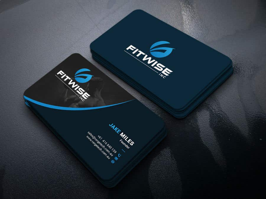 Proposition n°43 du concours Need Business Cards Created