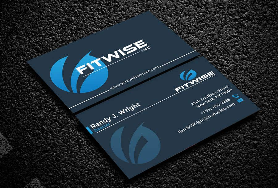 Proposition n°130 du concours Need Business Cards Created