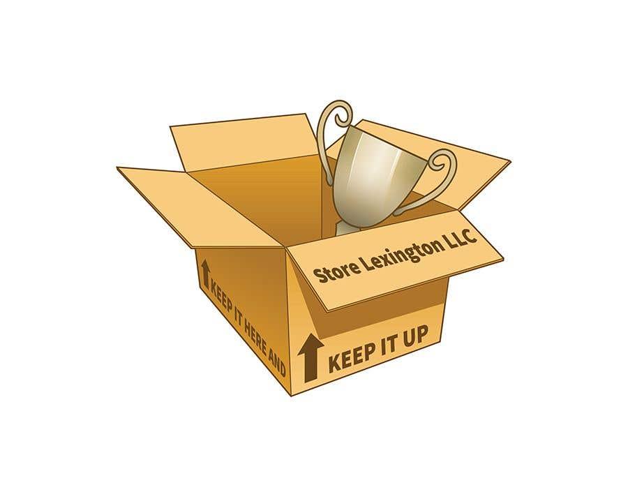 Proposition n°4 du concours Design a logo for a storage facility