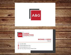 #34 for Business Card Design af SarahDar