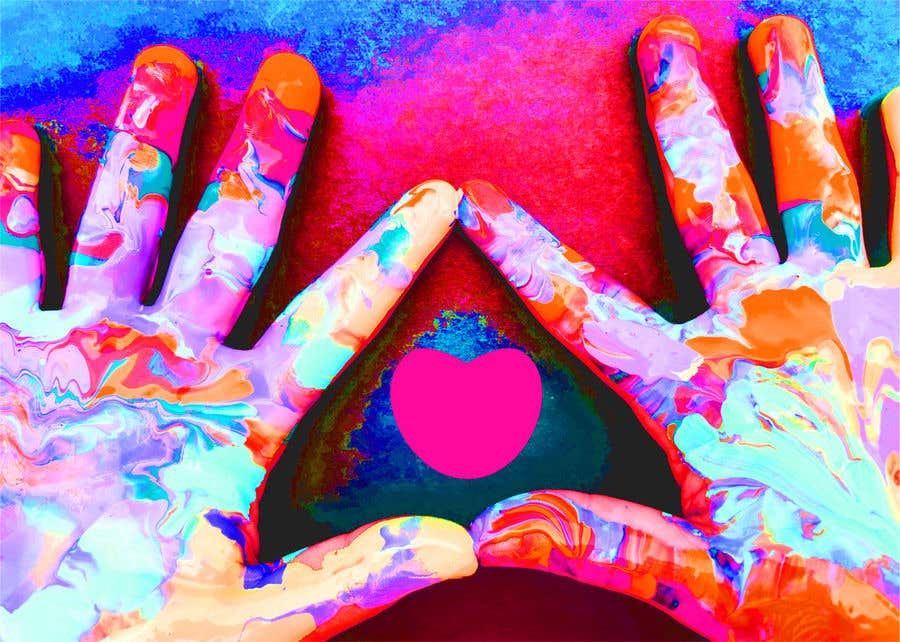 Konkurrenceindlæg #100 for Heart shaped hands