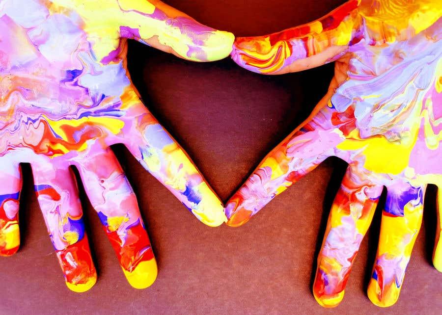 Konkurrenceindlæg #93 for Heart shaped hands