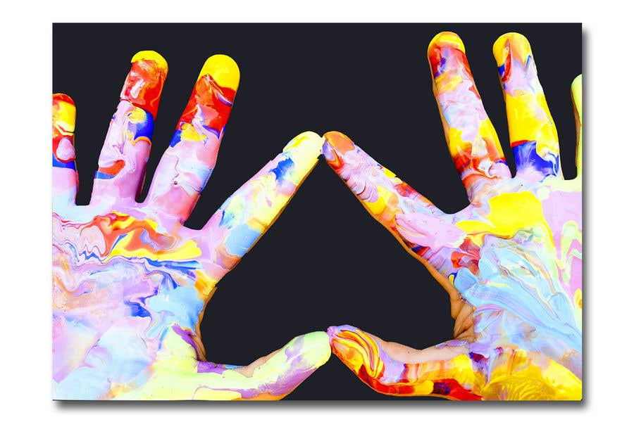 Konkurrenceindlæg #25 for Heart shaped hands