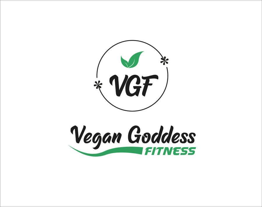 Konkurrenceindlæg #170 for Create Logo For Vegan Goddess Fitness Coaching