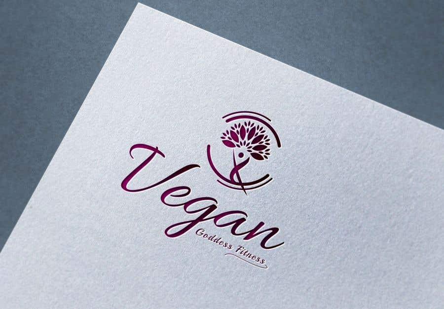 Konkurrenceindlæg #14 for Create Logo For Vegan Goddess Fitness Coaching