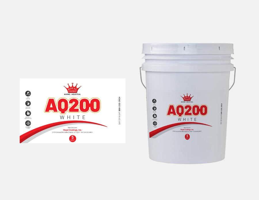 Konkurrenceindlæg #23 for Label design for 5 gallon pail