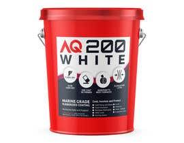 #21 for Label design for 5 gallon pail af cutterman
