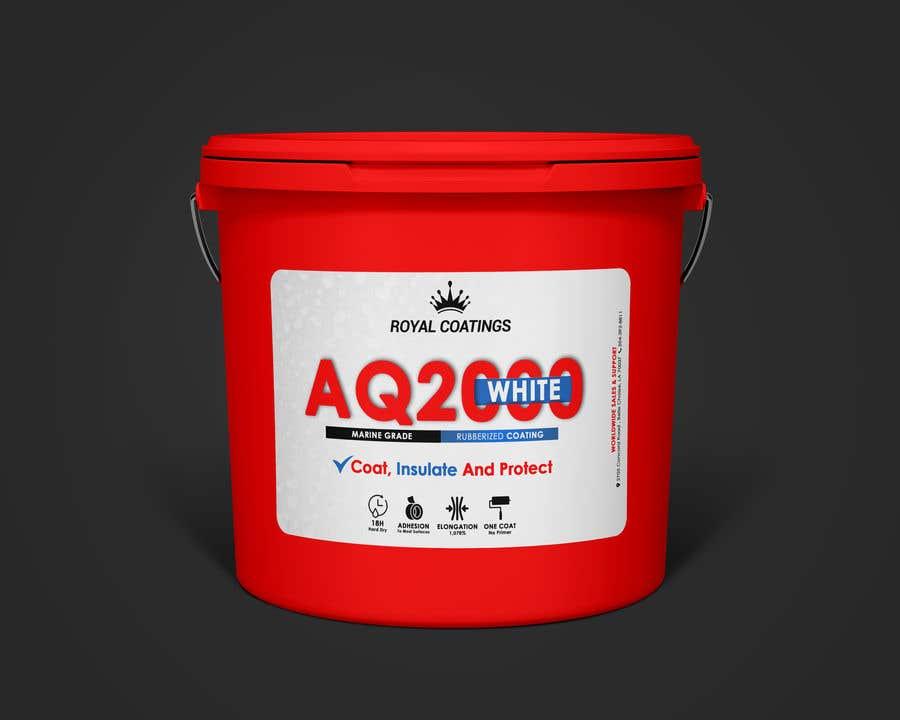 Konkurrenceindlæg #51 for Label design for 5 gallon pail