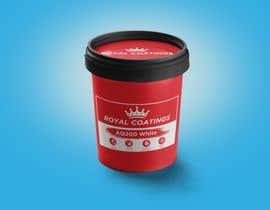 #4 for Label design for 5 gallon pail af SANGEENDESIGNS
