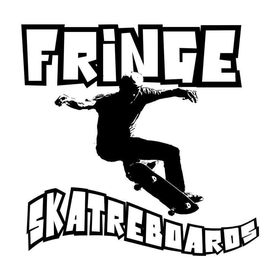 Konkurrenceindlæg #36 for I need a logo for a skate company