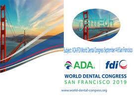 Nro 8 kilpailuun Design a professional flyer/postcard for an upcoming conference show käyttäjältä pujon85