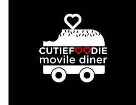 Nro 35 kilpailuun CutieFoodie Mobile Diner branding käyttäjältä PuntoAlva