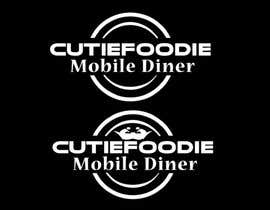#34 , CutieFoodie Mobile Diner branding 来自 Akhy99