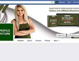 #57 for Facebook cover photo and Facebook Group cover photo by Muskaan3399