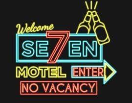 #9 для Design me a Motel Light Sign от fian128