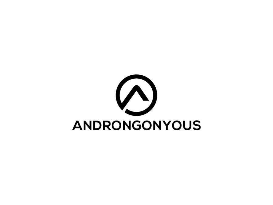 Конкурсная заявка №83 для please create a logo for a company called androngonyous