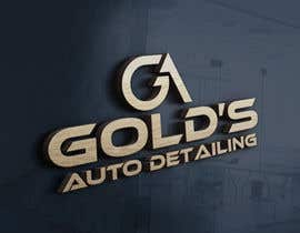 """#83 for Need a logo for my company """"Gold's Auto Detailing"""" by mdabdullah913"""