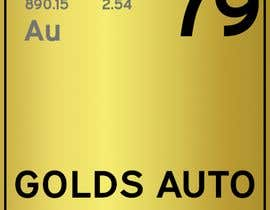 "#7 for Need a logo for my company ""Gold's Auto Detailing"" by DEVANGEL1"