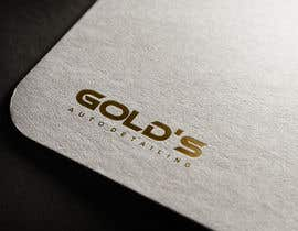 """#90 for Need a logo for my company """"Gold's Auto Detailing"""" by freelancerfotik"""