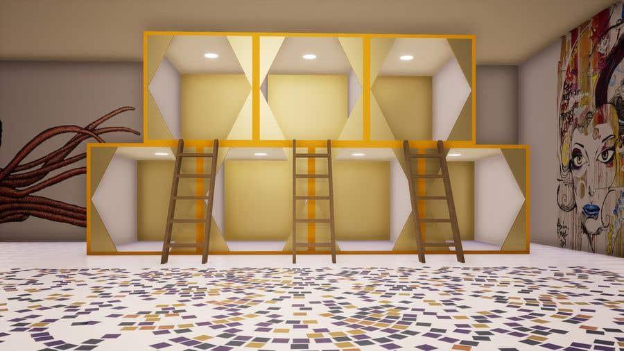 Penyertaan Peraduan #34 untuk Seeking Designer for Furniture, Fixtures, and Equipment Concept Design