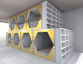 #46 untuk Seeking Designer for Furniture, Fixtures, and Equipment Concept Design oleh dennisDW