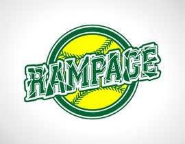 nº 1 pour Softball Team Logo par Sico66