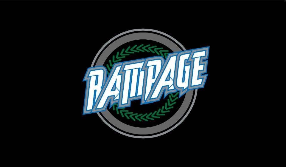 Penyertaan Peraduan #10 untuk Softball Team Logo