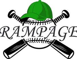 #4 for Softball Team Logo af muneeb1108