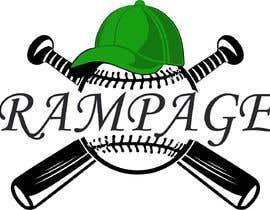 nº 4 pour Softball Team Logo par muneeb1108