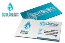Bài tham dự #29 về Graphic Design cho cuộc thi Logo Design for Active Solutions and Health Network