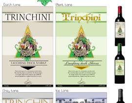 nº 65 pour Wine Label par ithakinz