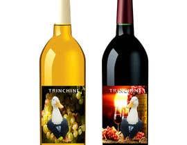 nº 61 pour Wine Label par brulik1672