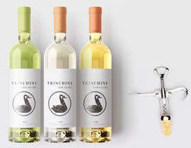 #59 for Wine Label by culor7