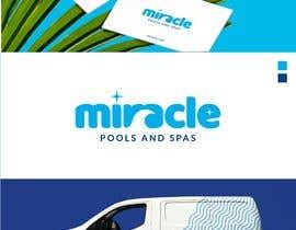 #69 для New logo for a pool cleaning, maintenance and sales company від ivansmirnovart
